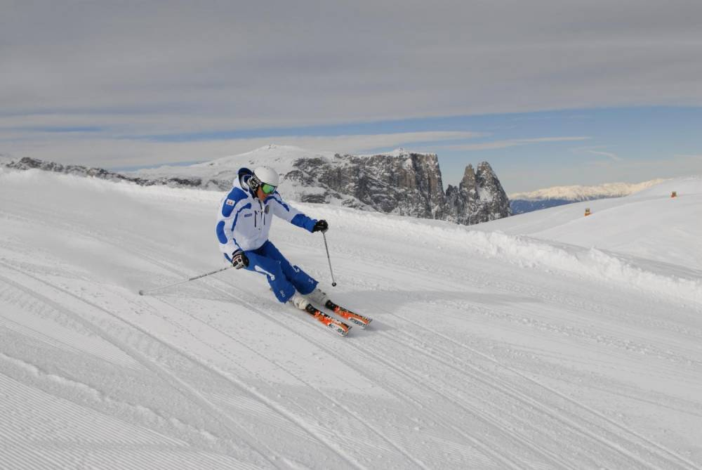 Wintersports South Tyrol